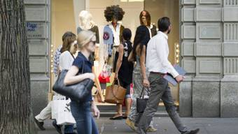 Teures Pflaster: In Zürich kommt Shopping am teuersten