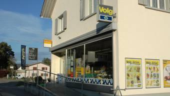 Der Volg-Laden in Böttstein – auch die Postagentur schliesst. (Archivbild)