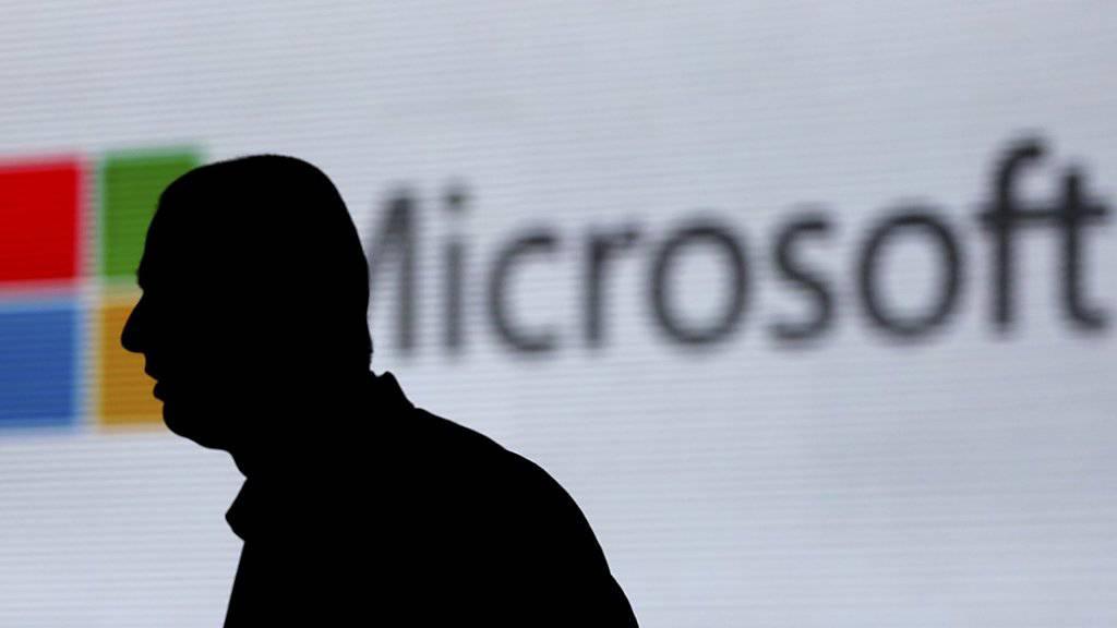 Microsoft greift tief in die Taschen für Software-Entwicklungsplattform GitHub. (Archivbild)