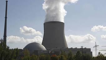 Das deutsche Atomkraftwerk Isar