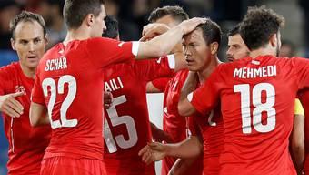 Letzter WM-Test: Schweiz gegen Peru