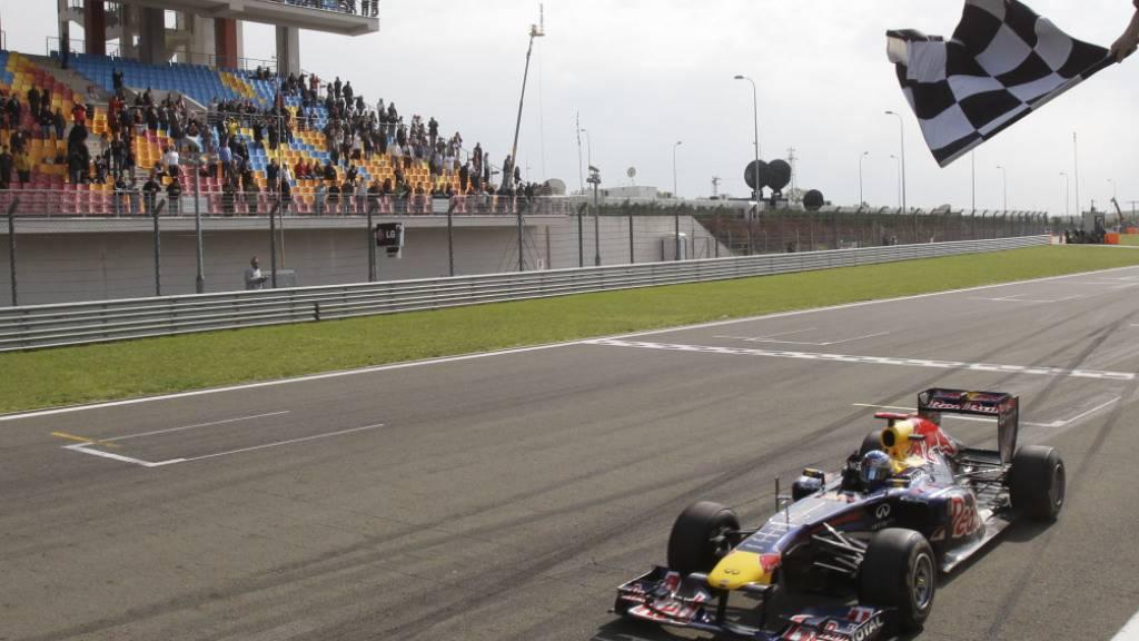 In der Türkei war die Formel 1 zum letzten Mal vor neun Jahren zu Gast