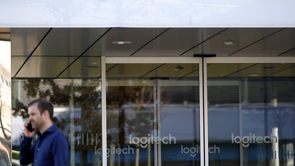 Die Aktie von Logitech stösst bei Anlegern auf Anklang: Sitz des Unternehmens. (Archivbild)