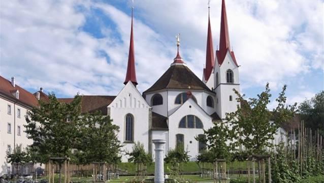 Das Kloster Muri.