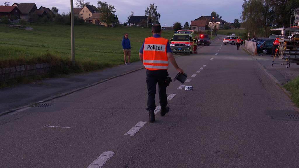 Verkehrsunfall in Wädenswil (ZH): 11-jähriger schwer verletzt