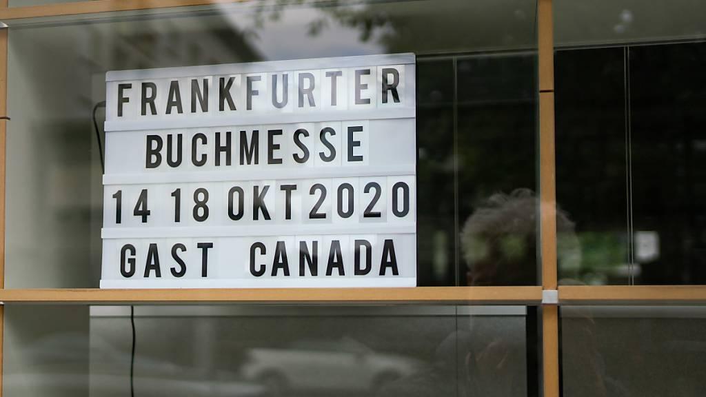 Kanada verschiebt Ehrengast-Auftritt auf Buchmesse