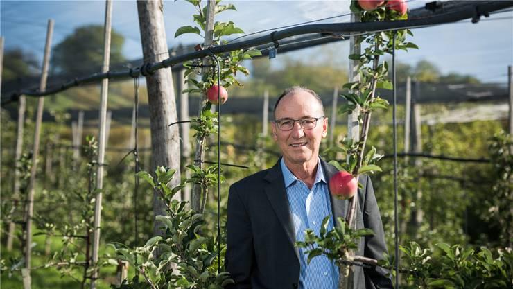 Urs Niggli ist Direktor des Forschungsinstituts für biologischen Landbau (FiBL) in Frick.