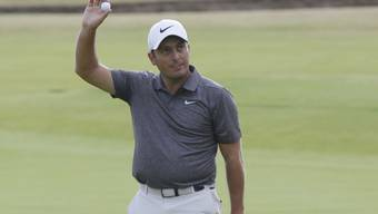 Francesco Molinari - der Mann der Stunde im Golfsport
