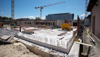 Die Eröffnung des neuen Felix-Platter-Spitals wurde um neun Monate auf März 2019 verschoben.