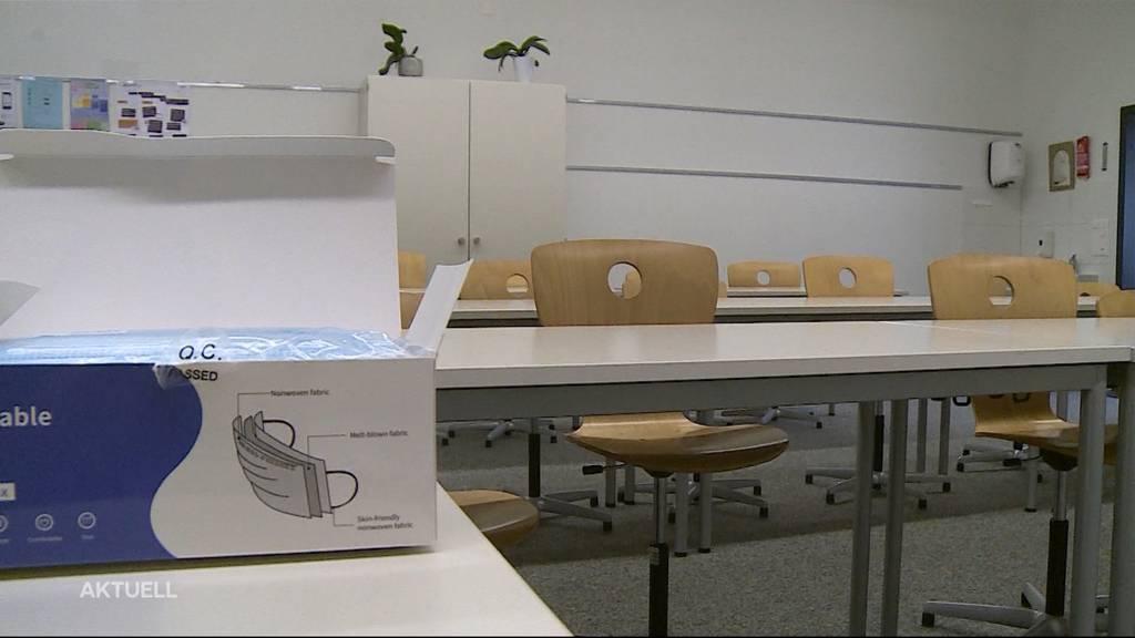 Corona-Alarm in Hägendorf: Grundschulklasse in Quarantäne