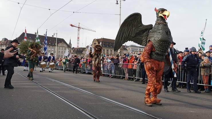Vogel Gryff 2020