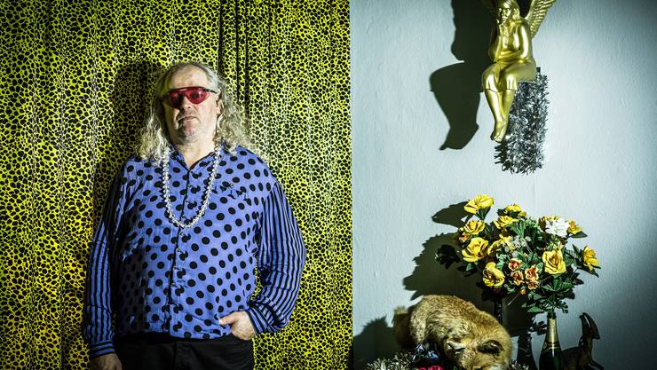 «Thun ist gut zum Rumhängen. Danach ziehst du weg bis nach Zürich, das nicht minder Provinz ist», sagt Pädu Anliker in seinem Musik-Club, dem Café Mokka