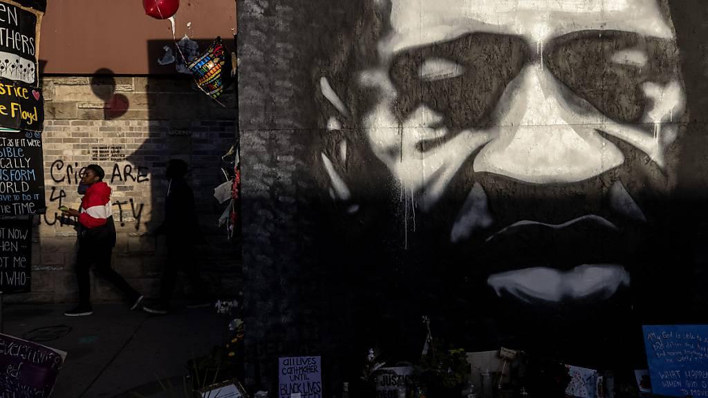 Rassismus in den USA: Erster Prozess nach Tötung von George Floyd