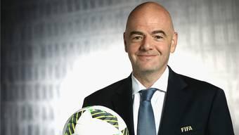 Fifa-Präsident Gianni Infantino bringt seine WM-Reform durch. (Archivbild)
