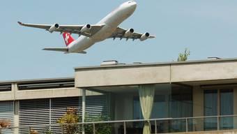 Weiterhin keine Mitsprache des Kantons Zürich beim Fluglärm Fonds (AZNF).