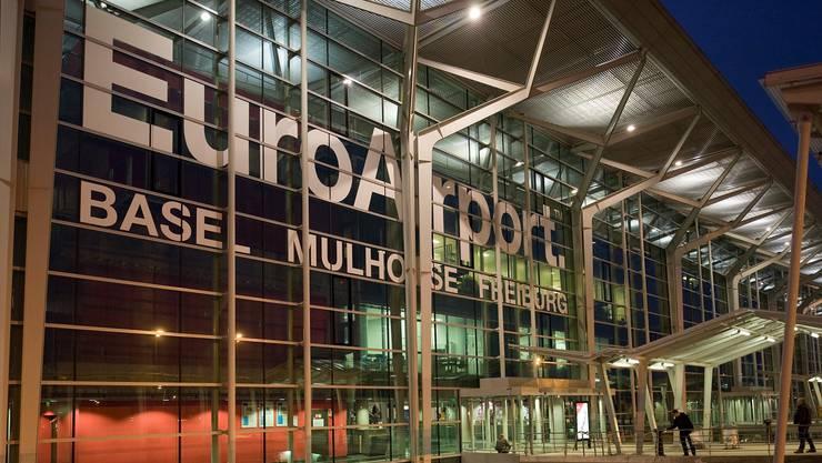 Der Euro-Airport ist nicht der modernste Flughafen.