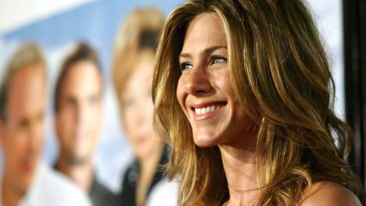 """US-Schauspielerin Jennifer Aniston wird immer und immer wieder nach einer """"Friends""""-Reunion gefragt - und jedes Mal sagt sie, sie wäre dabei. (Archivbild)"""