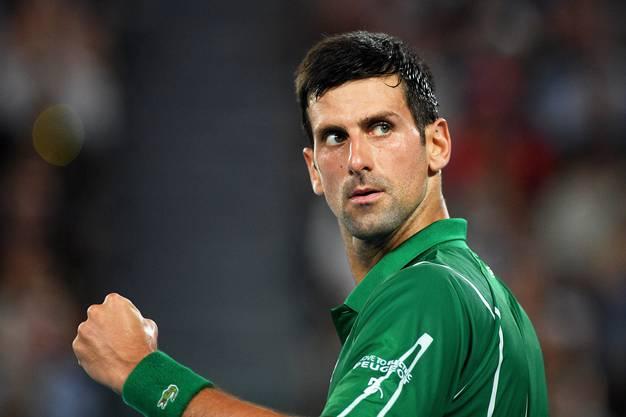 Djokovic bekräftigte nach der Niederlage im Paris-Final seine Ambitionen.