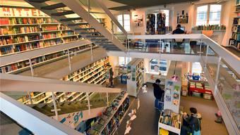 Die Jugendbibliothek Olten hat einen neuen Besitzer. Ab September sollen die Räumlichkeiten als Büroräume genutzt werden.