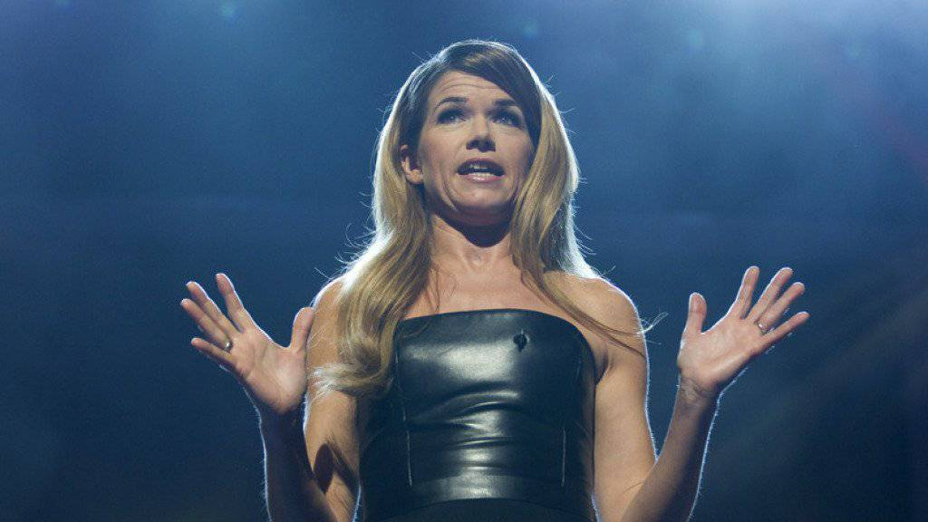 Schauspielerin und Moderatorin Anke Engelke wäre um ein Haar Lehrerin geworden. (Archivbild)
