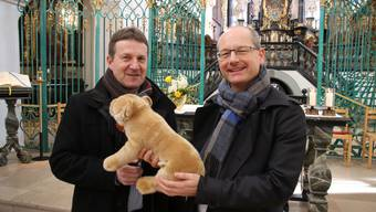 Der Bad Zurzacher Daniel Holenstein wurde für die nächsten zwei Jahre als Synodenpräsident der römisch-katholischen Landeskirche Aargau gewählt