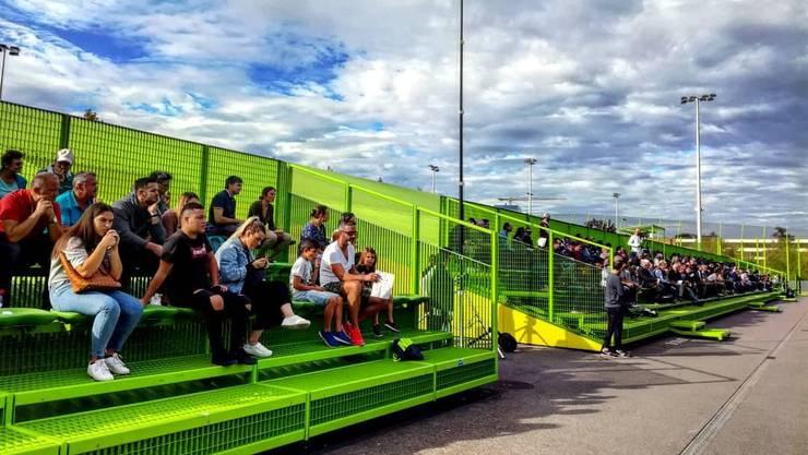 Nach dem Ausgleich zum 1:1 schöpfen die Fans des FC Wohlen neue Hoffnung – doch die Freude währt nur kurz.