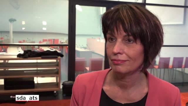"""Doris Leuthard: """"Das ankündigte SRG Sparprogramm geht in die richtige Richtung"""""""