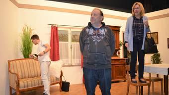 Theatergruppe Scherz: Im Meischter sini Geischter