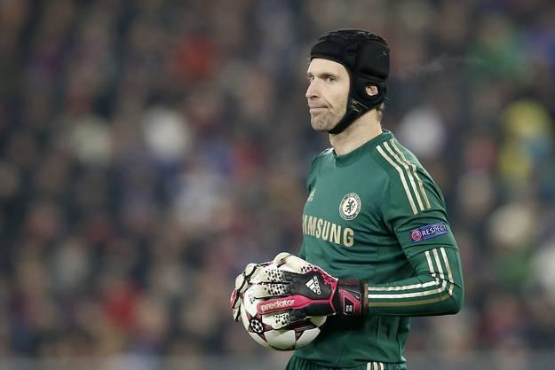 Peter Cech ist wieder für Chelsea tätig.