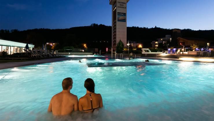 Wenig Gäste: Auch das Thermalbad Bad Zurzach bekommt die Folgen des Corona-Virus zu spüren.