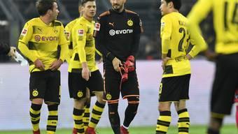 Knapper Sieg für Roman Bürki und seinen BVB