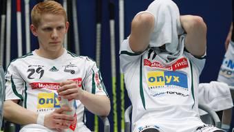 Zwei Spiele zum Vergessen: Wiler-Ersigen beendete die Qualifikation mit zwei Niederlagen und 22 Gegentoren.
