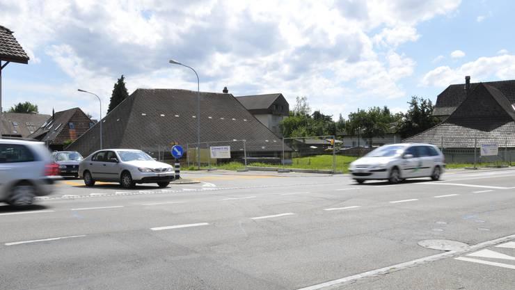 Die Gemeindeversammlung vom 27. Mai wird noch nicht über das Bauprojekt Lidl abstimmen. (Bild: mt)