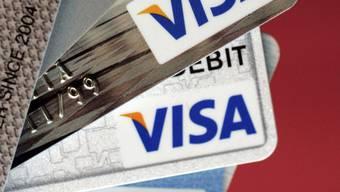 Zahlungen mit Visa-Karten werden möglich (Symbolbild)