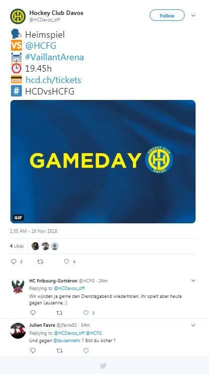 (Screenshot: Twitter/HCD)