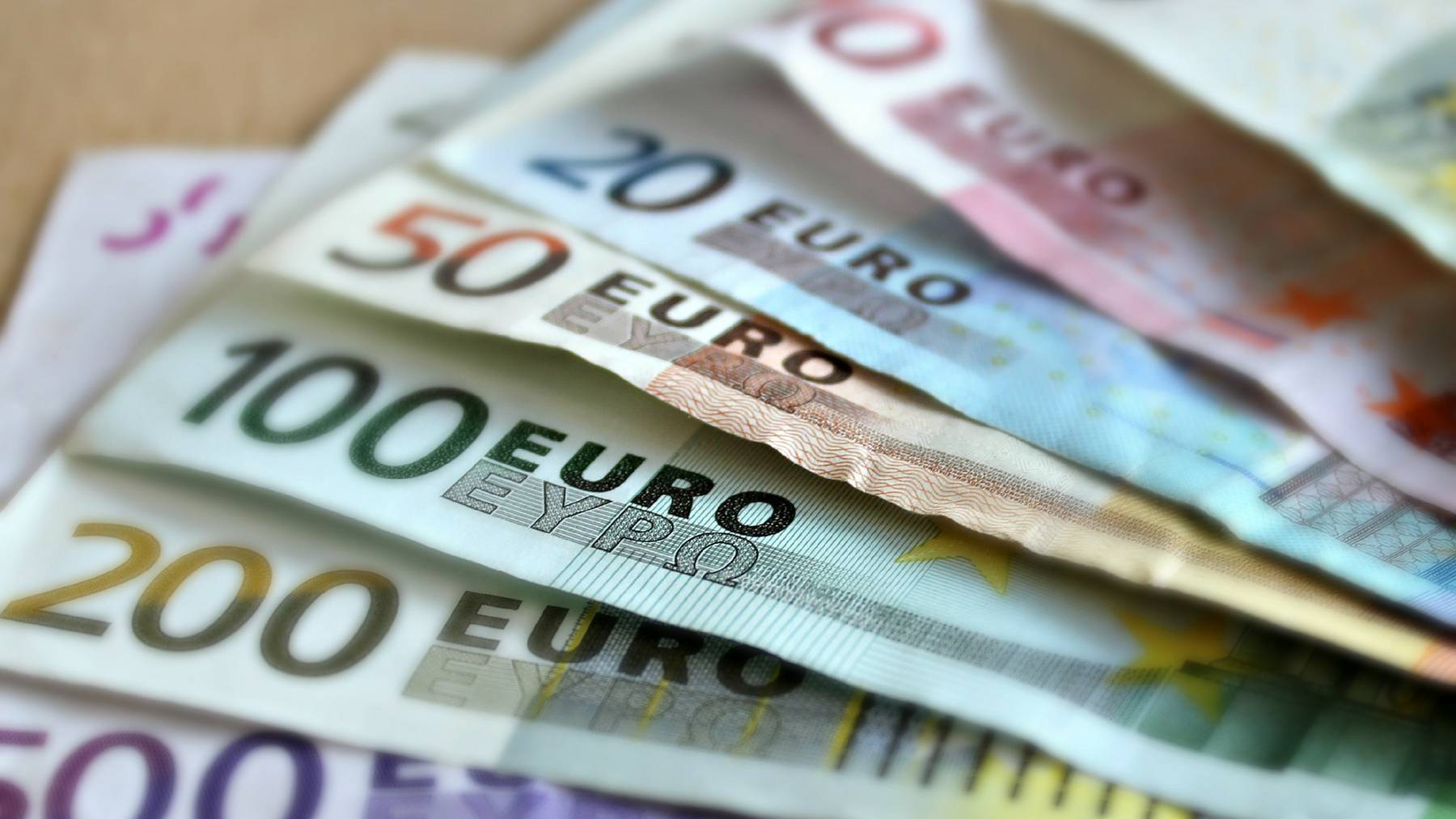 Euro Noten