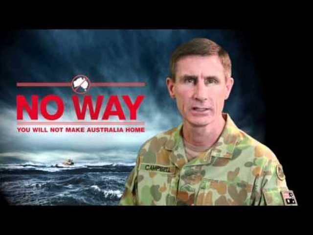«Australien wird nicht dein neues Zuhause»: Mit der «No Way»-Kampagne erregte das Land bereits vor einem Jahr Aufsehen.