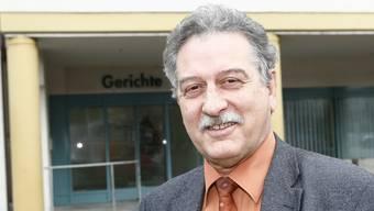 Peter Meier unter anderem als Kantonsgerichtspräsident tätig. (Archivbild)