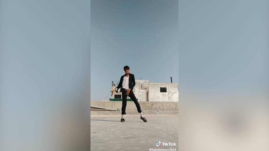 Michael-Jackson-Imitator wird über Nacht bekannt
