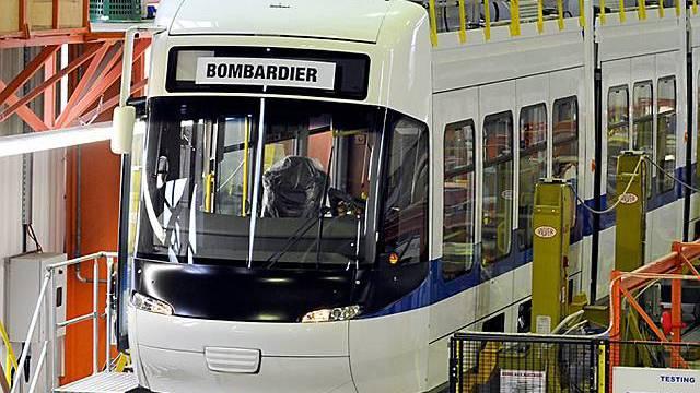 Bombardier schnappt sich Riesenauftrag der SBB (Archiv)