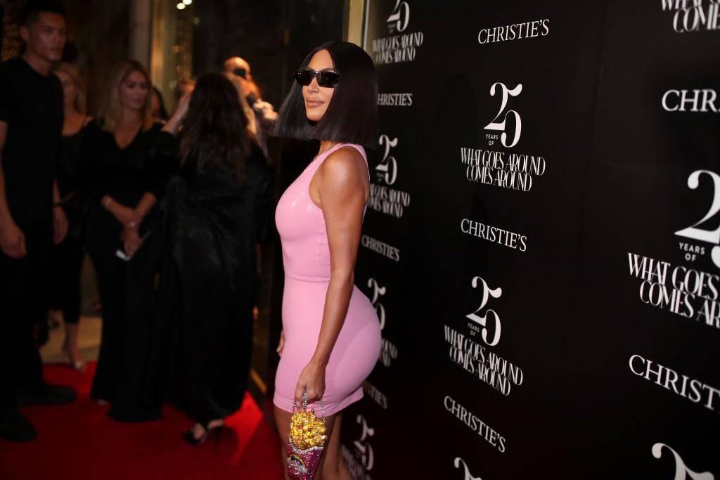 So knackig ist Kim Kardashian West