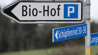 13 Prozent der Bauernbetriebe in der Schweiz sind mittlerweile Biobetriebe. (Themenbild)