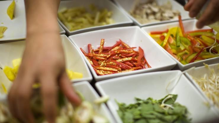 Volksinitiative: Vegan kochen soll in Kantinen zur Pflicht werden