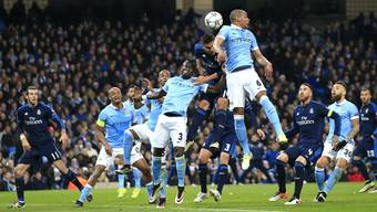 Nullnummer bei Man City - Real Madrid