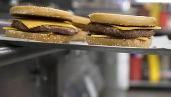 McDonalds verliert Käse-Streit (Archiv)
