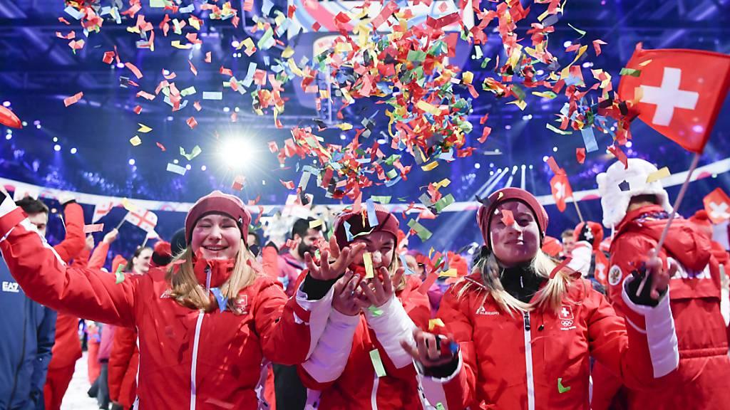 «Tür für Olympische Spiele in der Schweiz ist offen»