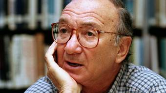 Neil Simon im September 1992 in Seattle (Archivbild).