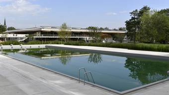 Das Freibad Heuried zählte diese Badesaison bereits über 84'500 Gäste. (Archivbild)