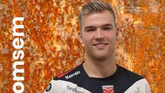 Mads Boie Thomsen verlängert beim TV Birsfelden.