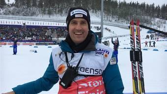 Teamarzt Patrik Noack sorgt sich in Lahti um das Wohl der Schweizer Athleten. ZVG